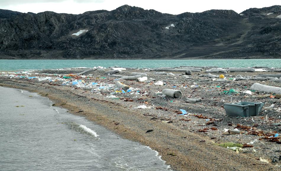 Plastikverschmutzung wird als eine dringendsten Umweltprobleme weltweit betrachtet, auch in der Arktis. Die AECO hat nun entschieden, der UN-Kampagne «Clean Seas» beizutreten, die Anstrengungen bei Strandreinigungen zu verstärken und will seine Mitglieder ermuntern, von Einwegplastikgegenständen auf den Schiffen abzusehen. Bild: Sysselmannen