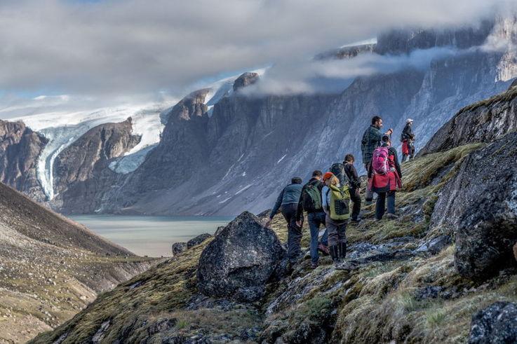 Fjorde, Berge und Gletscher bieten immenses Potential für den Tourismus. (Foto: Roger Pimenta,