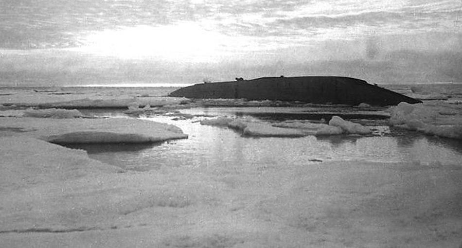 Das endgültige Aus für die Nautilus. Das U-Boot wurde in Norwegen versenkt.
