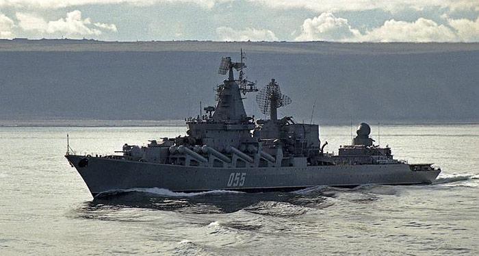 Russischer-Raketenkreuzer
