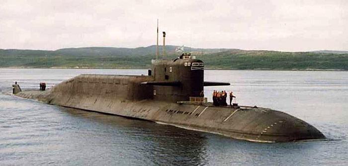 russisches-Uboot