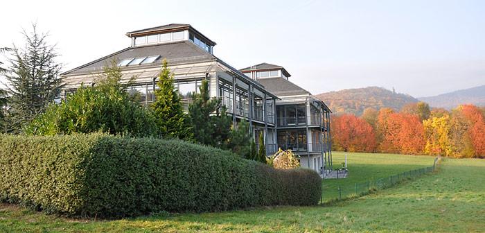 In idyllischer Natur, der Sitz von Ikarus und neu von PolarNEWS Deutschland